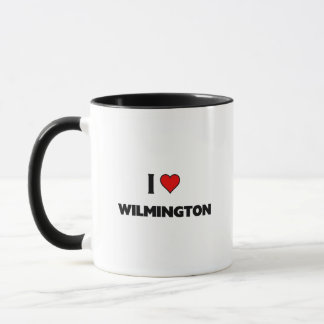 I Liebe Wilmington, Massachusetts Tasse