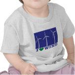 I Liebe-Wind Hemd