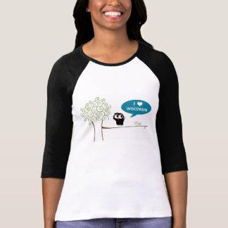 I Liebe Wisconsin T-Shirt