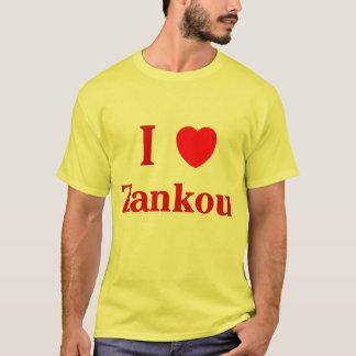 I Liebe Zankou! - Besonders angefertigt T-Shirt