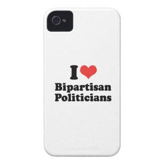 I LIEBE-ZWEI PARTEIEN ZUGEHÖRIGE POLITIKER - .PNG Case-Mate iPhone 4 HÜLLEN