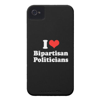 I LIEBE ZWEI PARTEIEN ZUGEHÖRIGES POLITICIA.png iPhone 4 Hüllen