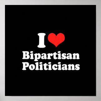 I LIEBE ZWEI PARTEIEN ZUGEHÖRIGES POLITICIA.png Plakate