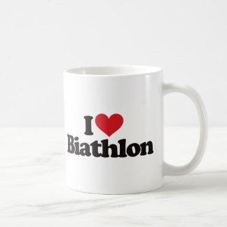 I LiebeBiathlon Kaffeetasse