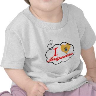 I LiebeBrigantine, New-Jersey Hemden
