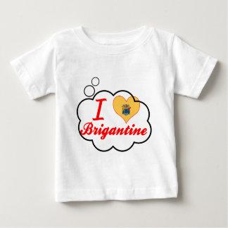 I LiebeBrigantine, New-Jersey Tshirts