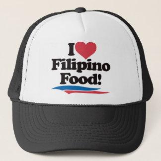 I Liebefilipino-Nahrung Truckerkappe