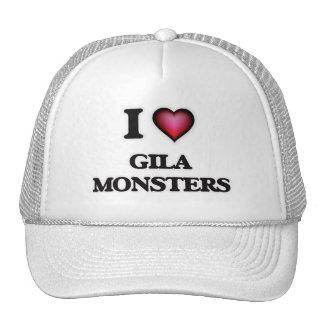 I Liebegila-Monster Kappen