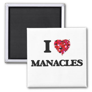 I LiebeManacles Quadratischer Magnet