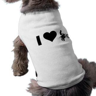 I LiebeMotocross Shirt