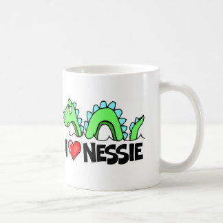 I LiebeNessie Tasse