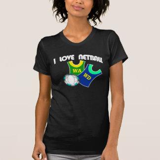 I Liebenetball-Damen-Petite T - Shirt