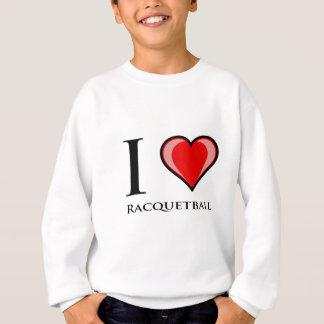 I LiebeRacquetball Sweatshirt