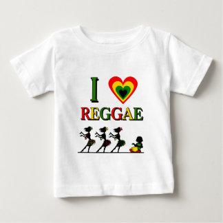 I LiebeReggae Baby T-shirt