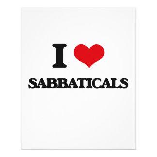 I LiebeSabbaticals