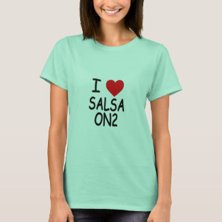 I LiebeSalsa auf T - Shirt 2