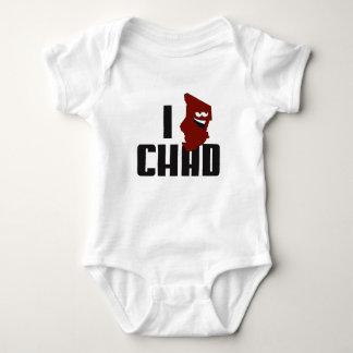 I Logo Tschad Baby Strampler