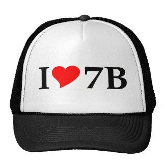 I love 7B lang Cap