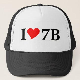 I love 7B lang Truckerkappe