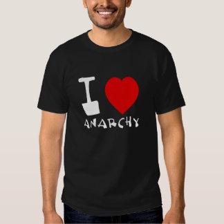 i love anarchy t shirts