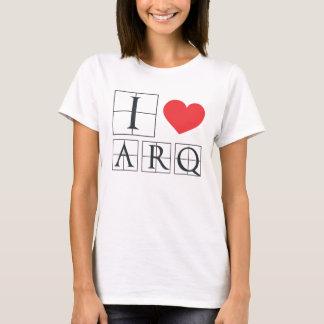 I Love Arq T-Shirt