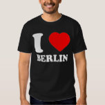 I LOVE BERLIN 3D TSHIRTS
