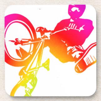 I Love BMX Untersetzer