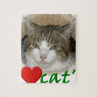 I love cat's puzzle