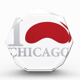 I LOVE CHICAGO AUSZEICHNUNG