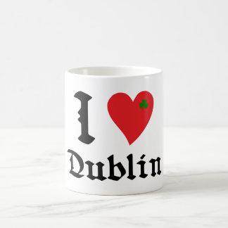 I love Dublin Kaffeetasse