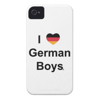 I Love German Boys - iphone 4 Case-Mate iPhone 4 Hülle