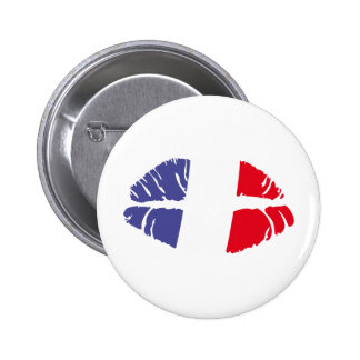 I love kiss heart FRANCE Pins
