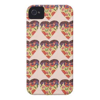 i love Pizza iPhone 4 Case-Mate Hülle