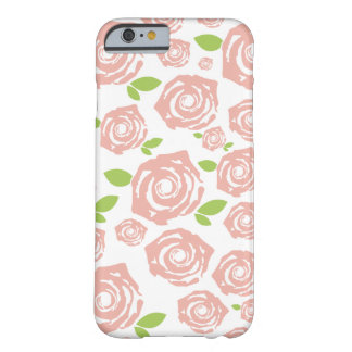 I love roses barely there iPhone 6 hülle