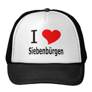 I love Siebenbürgen Caps