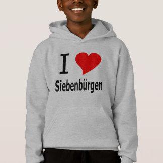 I love Siebenbürgen Hoodie