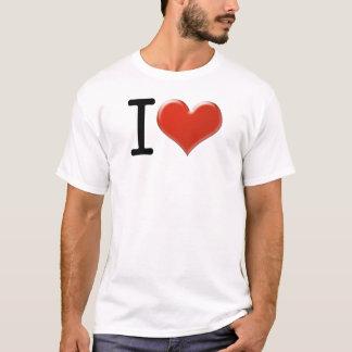 I Love Souvenirs T-Shirt