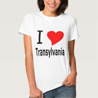 I love Transylvania Shirt