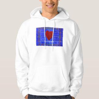 I love you hoodie