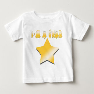I' m an star.png baby t-shirt