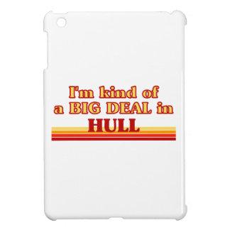 I´m Art einer großen Sache im Rumpf iPad Mini Hülle