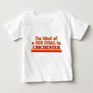 I´m Art einer großen Sache in Chichester Baby T-shirt
