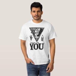 I´m not like you - Kisses - The Dead - Shirt