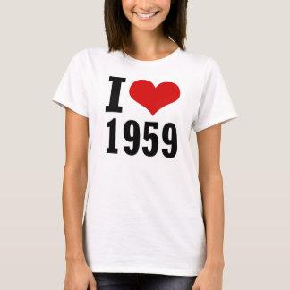 I MiniT - Shirt der Liebe-1959