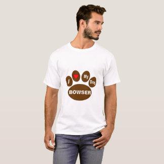 I personifizieren Liebe mein Hund T-Shirt