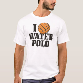 I Play Water Polo