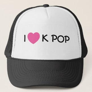 I Pop-Hut der Liebe-K Truckerkappe