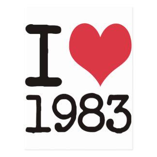 I Produkte u. Entwürfe der Liebe-1983! Postkarte