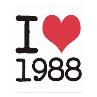 I Produkte u. Entwürfe der Liebe-1988! Postkarte