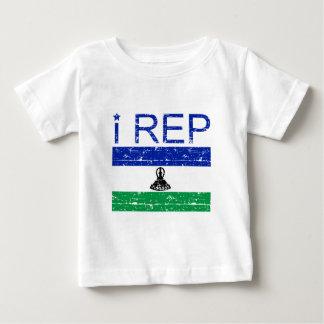 I Repräsentant Lesotho Baby T-shirt